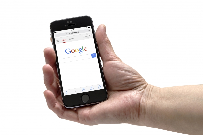Google i Iphone 5